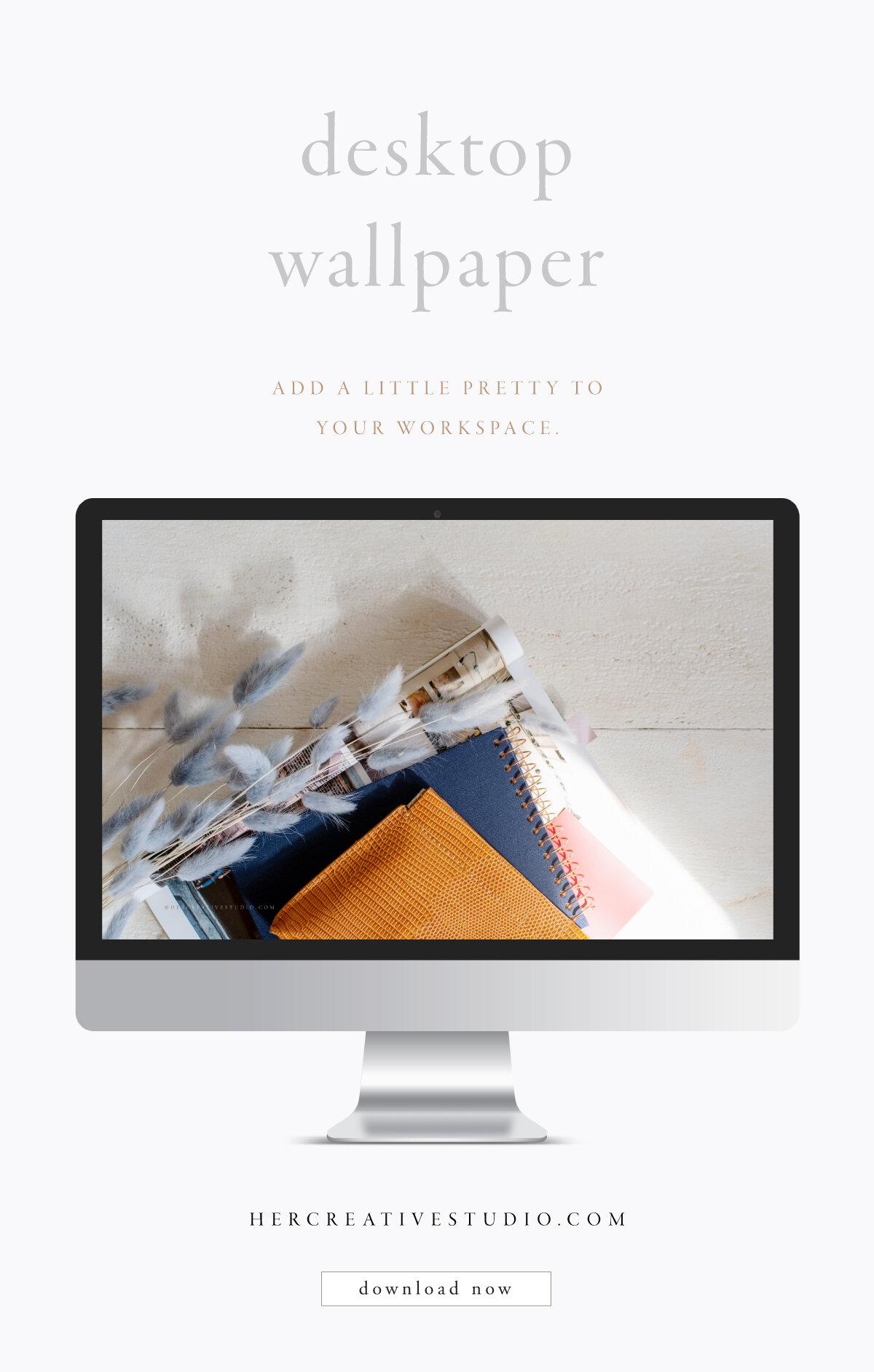 October Desktop Wallpaper 2020 Her Creative Studio