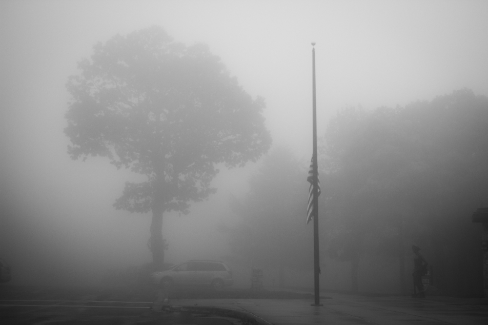 Big Meadows Fog