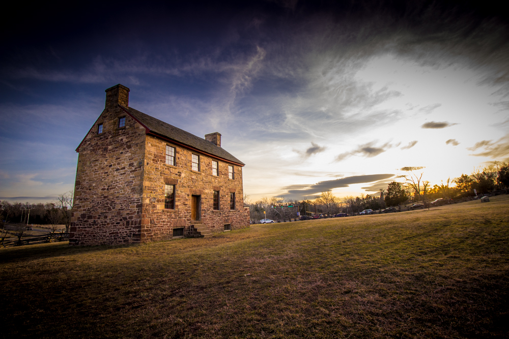 Brick House, Manassas Battle Field