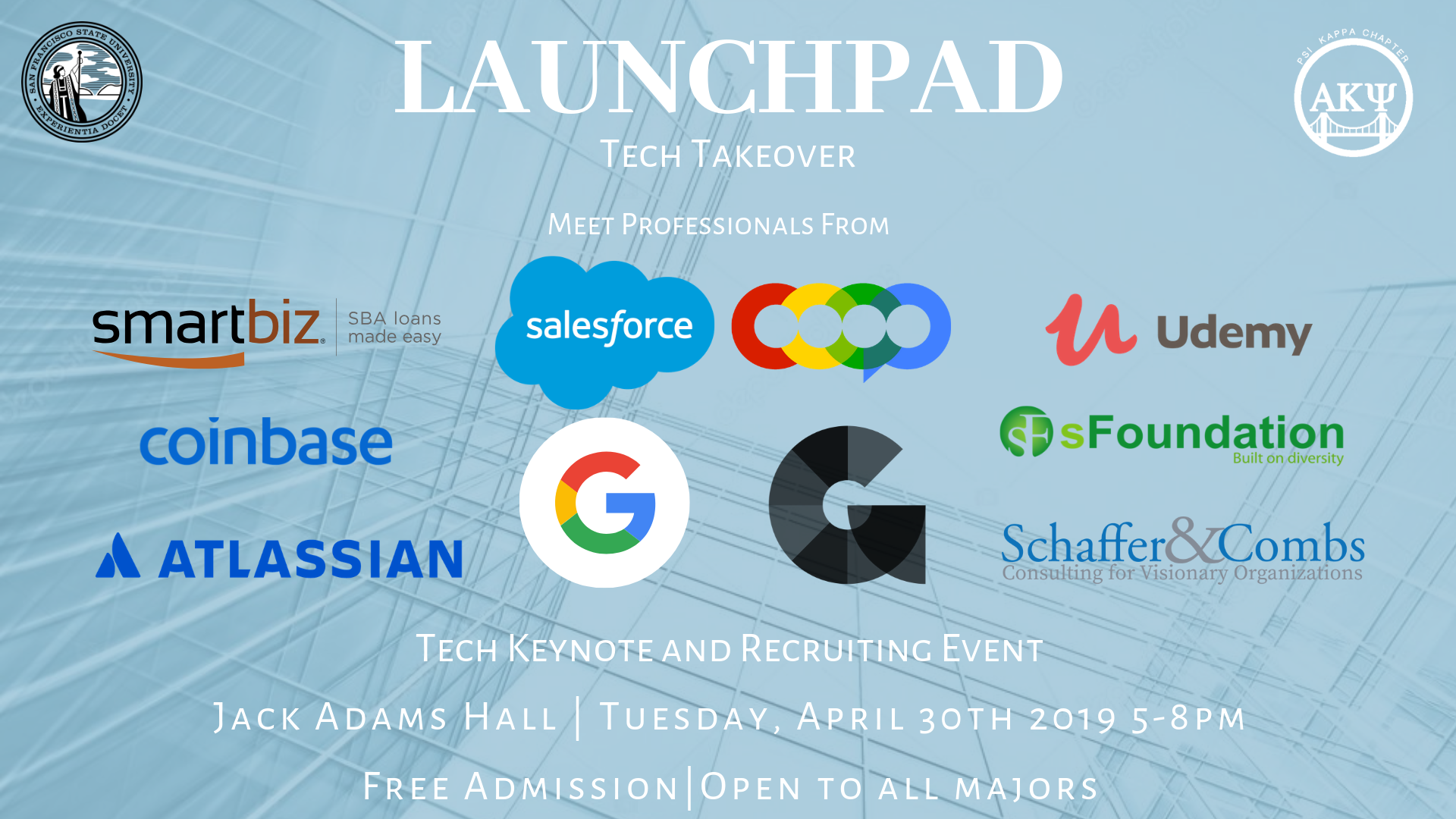 Launchpad — Alpha Kappa Psi