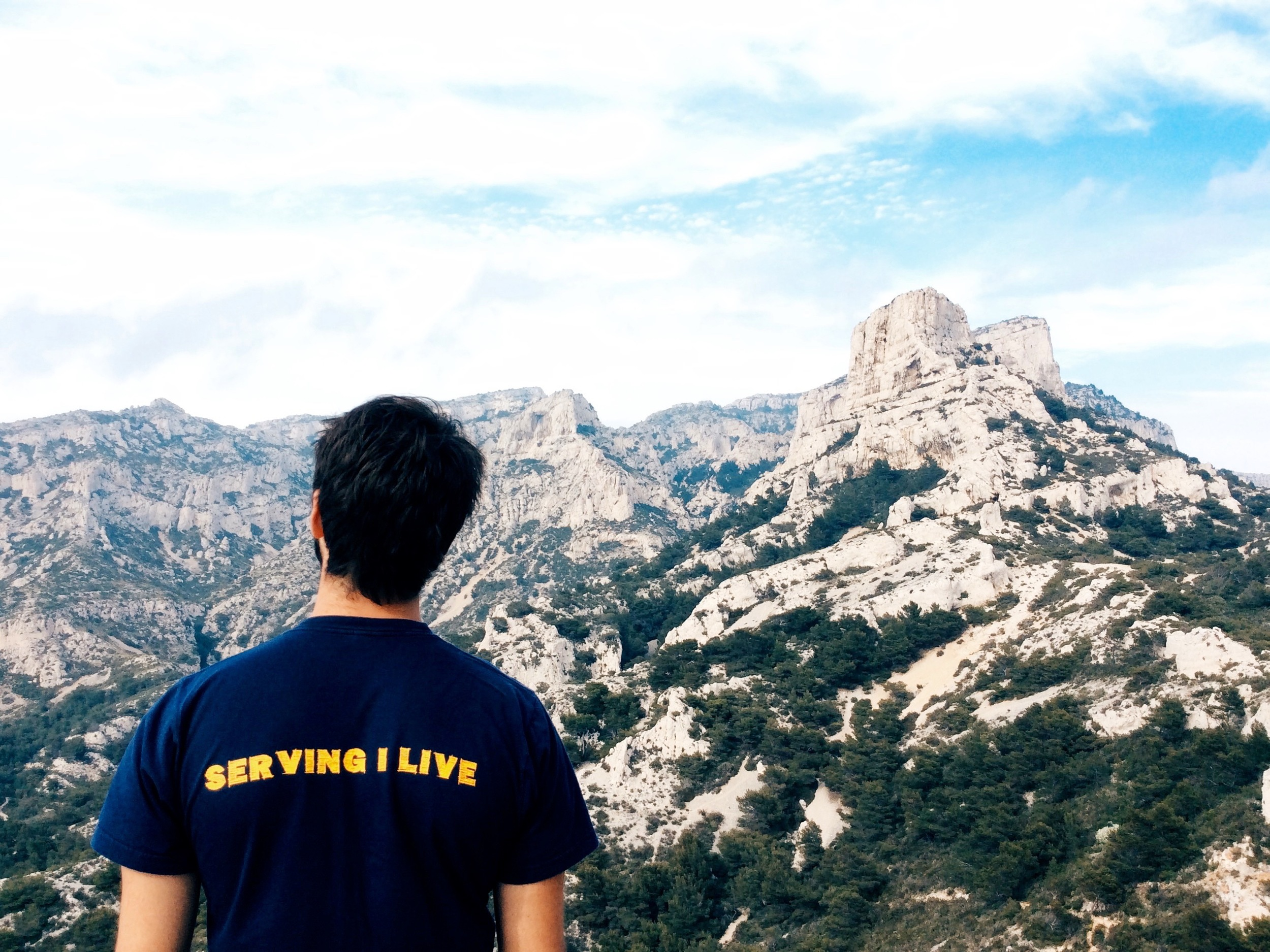 The Calanques, featuring Derek Franklin