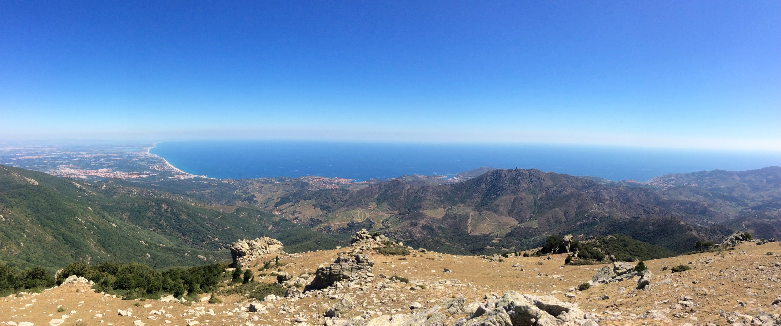 Banyuls on the right