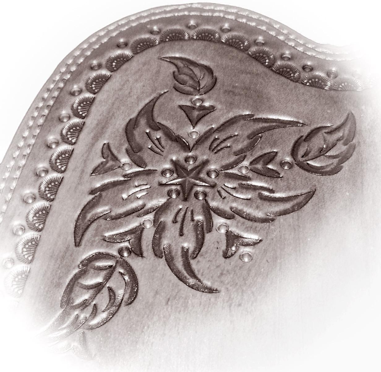 saddle stamped starflower