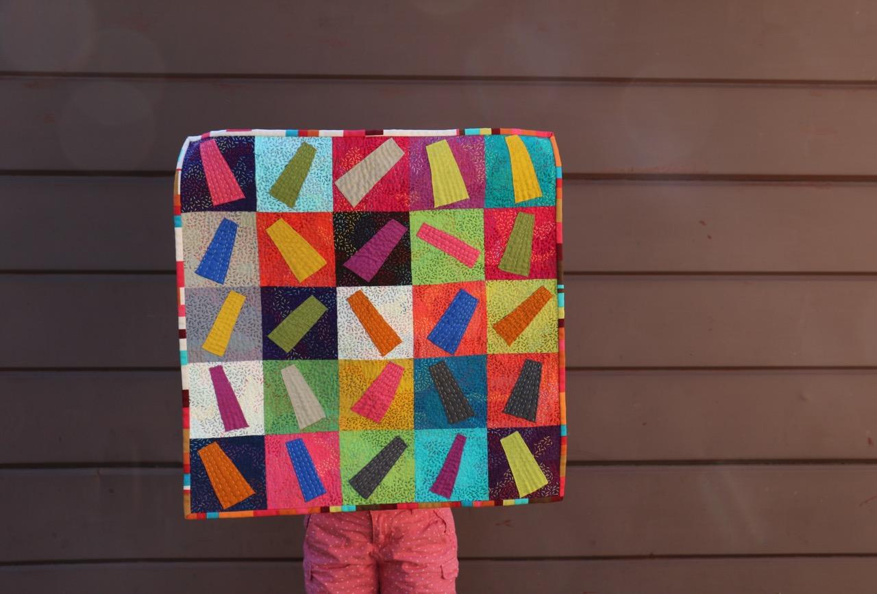 Improv Applique with Boundless Fabrics