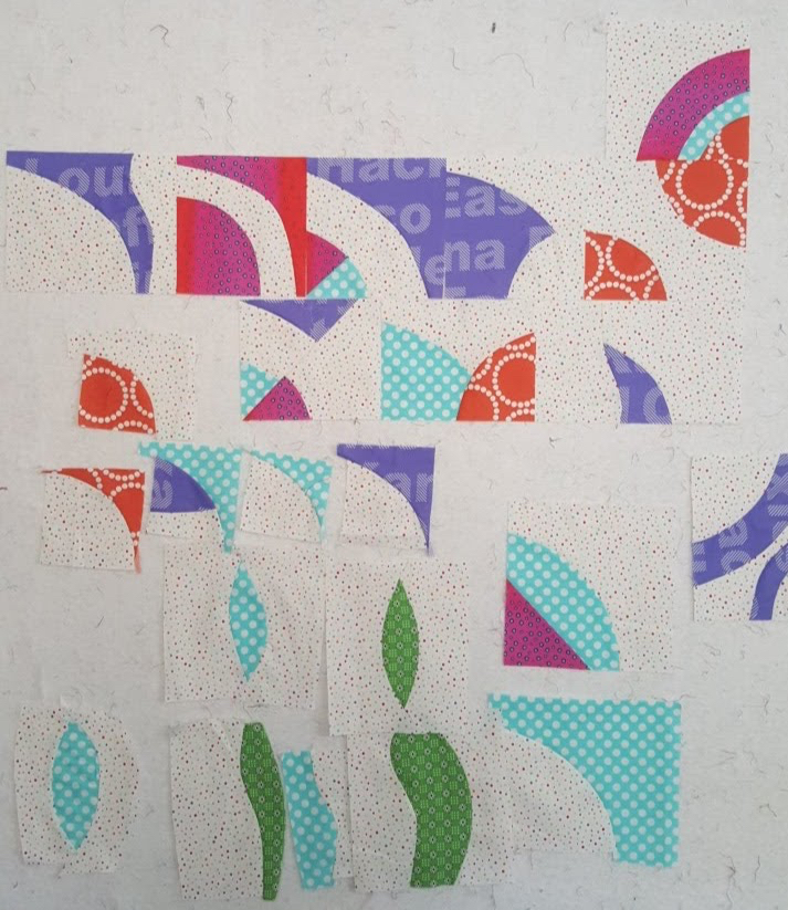 Teaching modern quilting