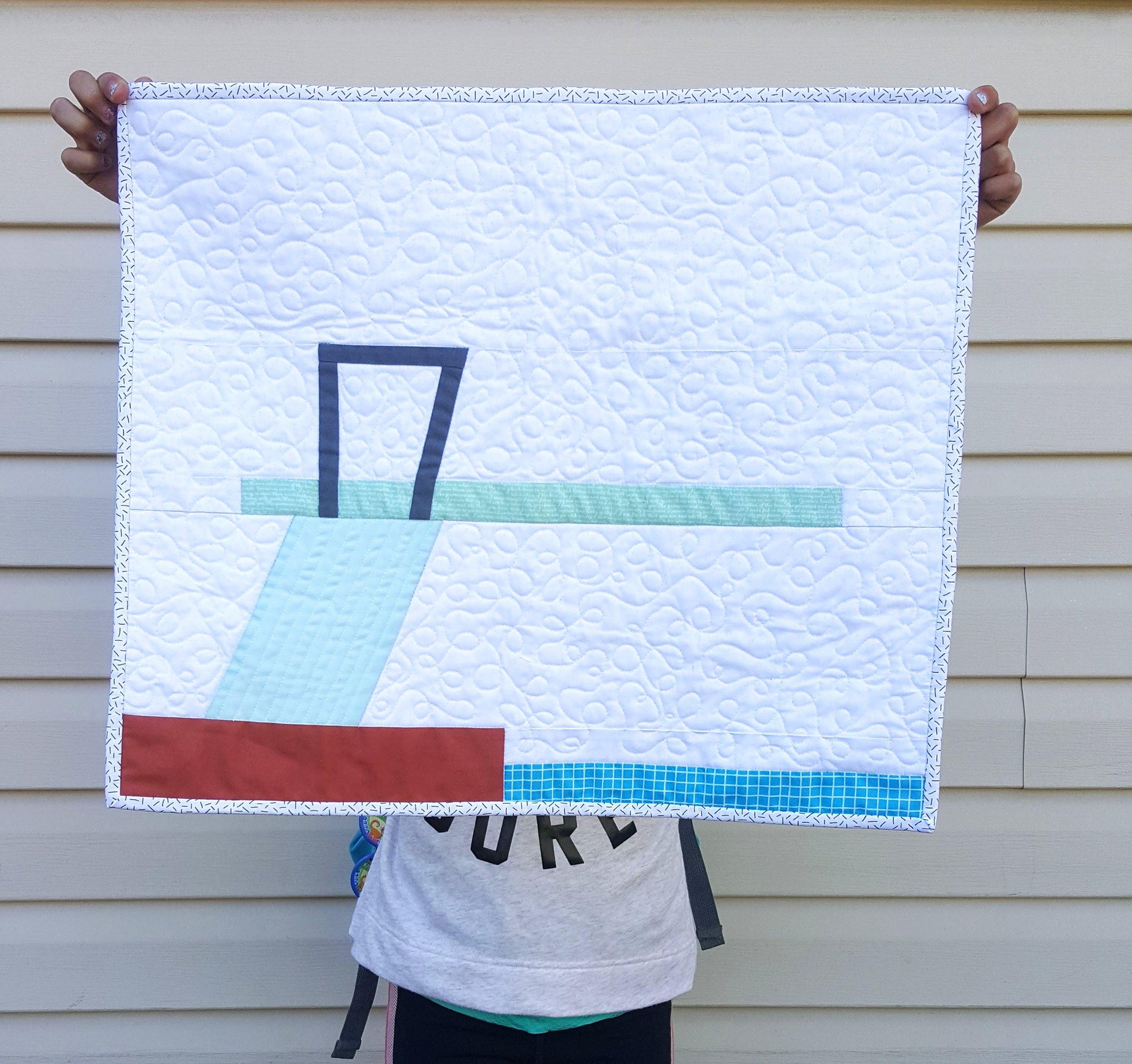 Mini Quilts Improv Quilts