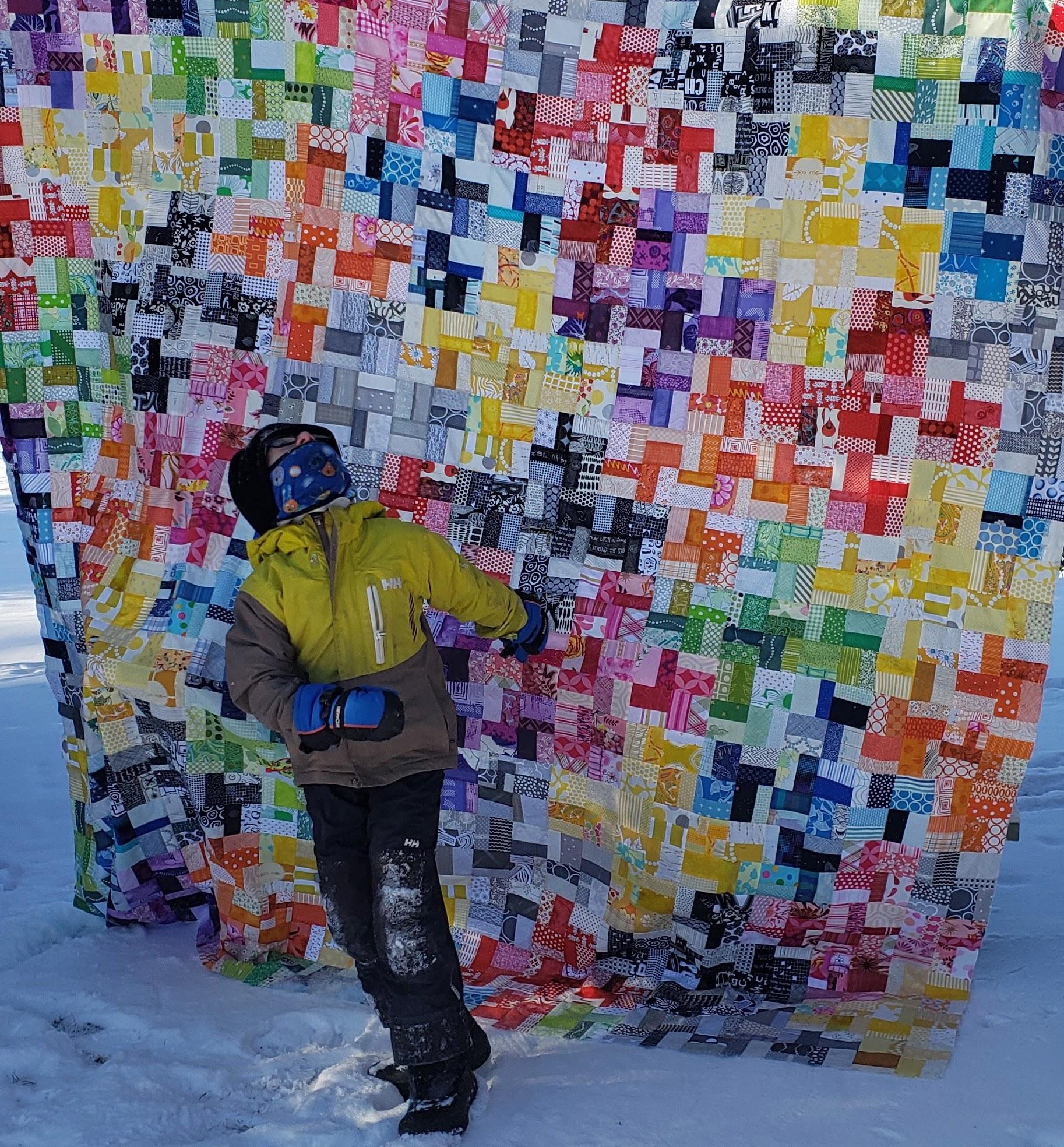 Cheryl Arkison Scrap Quilts