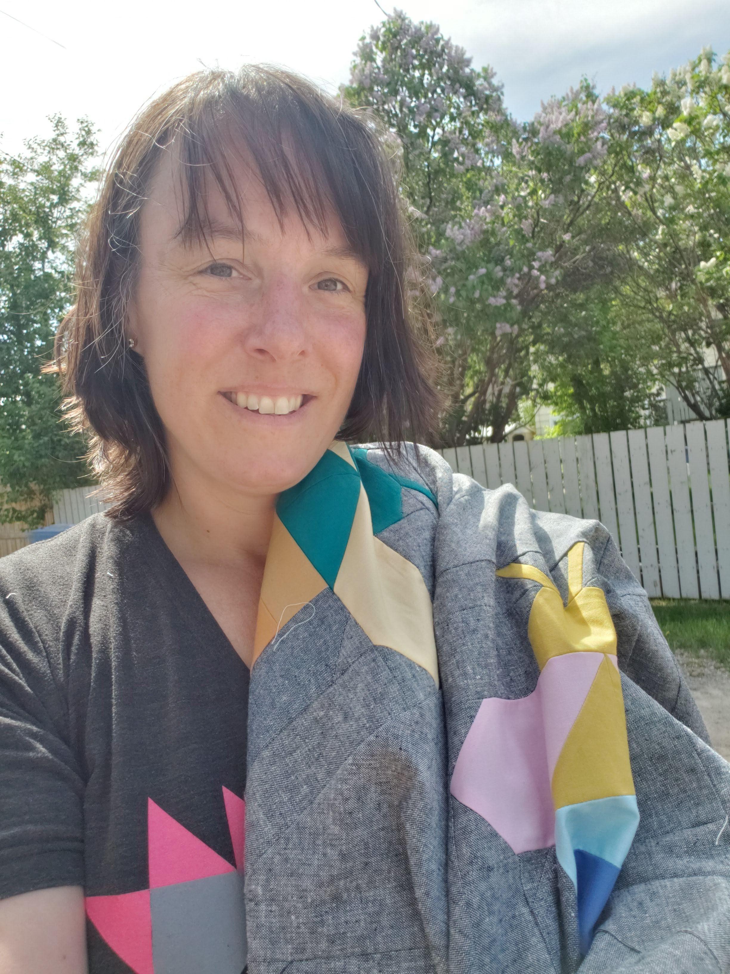 Cheryl Arkison Firefly quilt