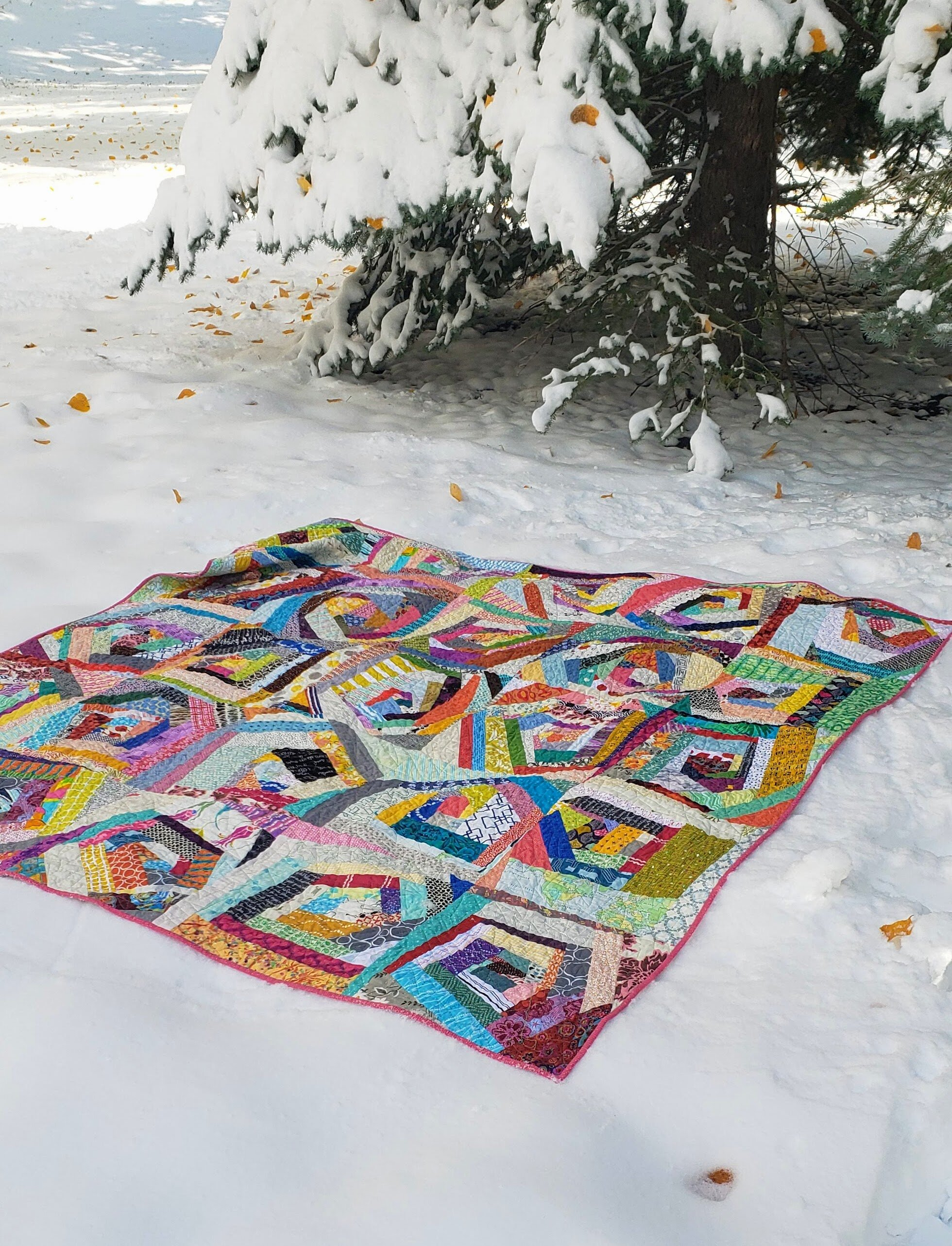 Scrap Quilts Log Cabin Quilts