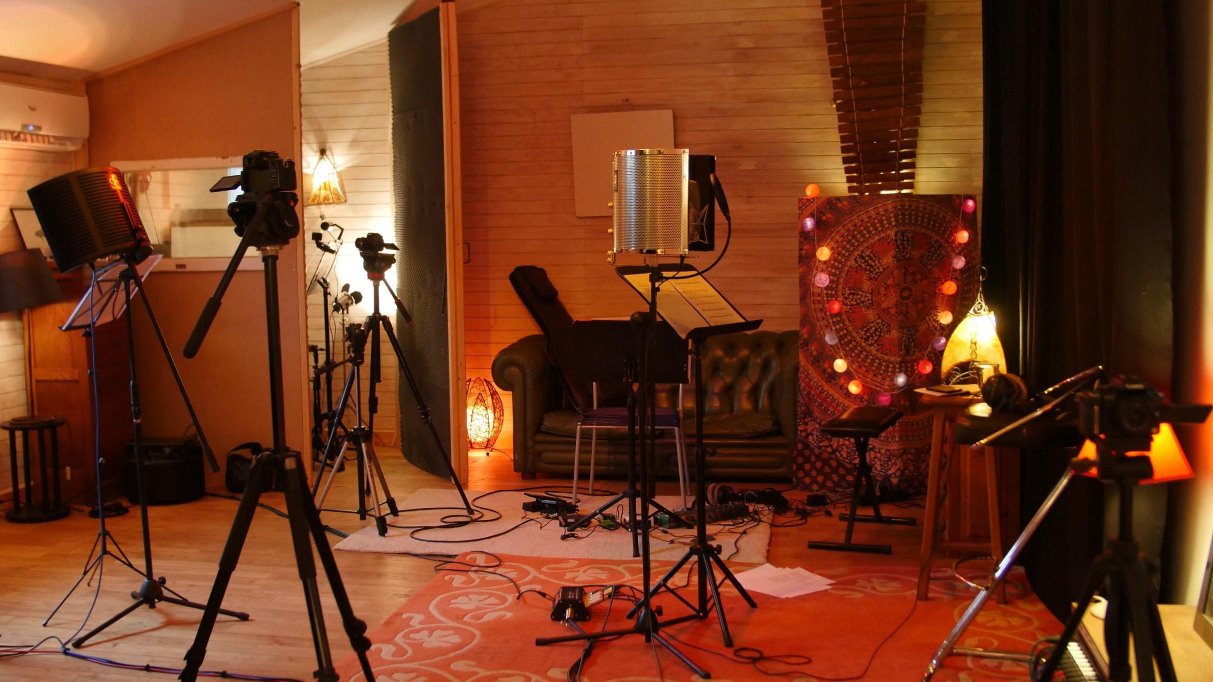 Studio d'enregistrement Aix-en-Provence