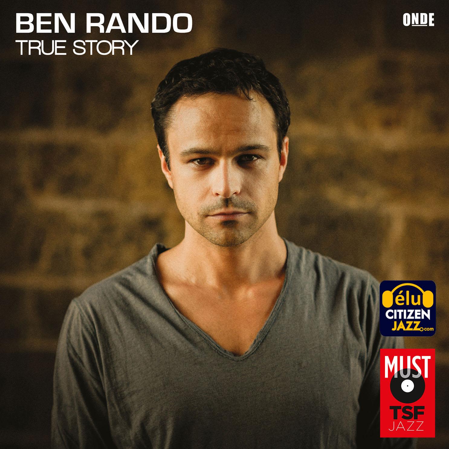 Disque de jazz français - Ben Rando - True Story