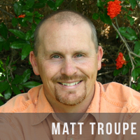 Matt Troupe