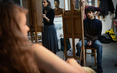 Life Drawing classes in Oxford