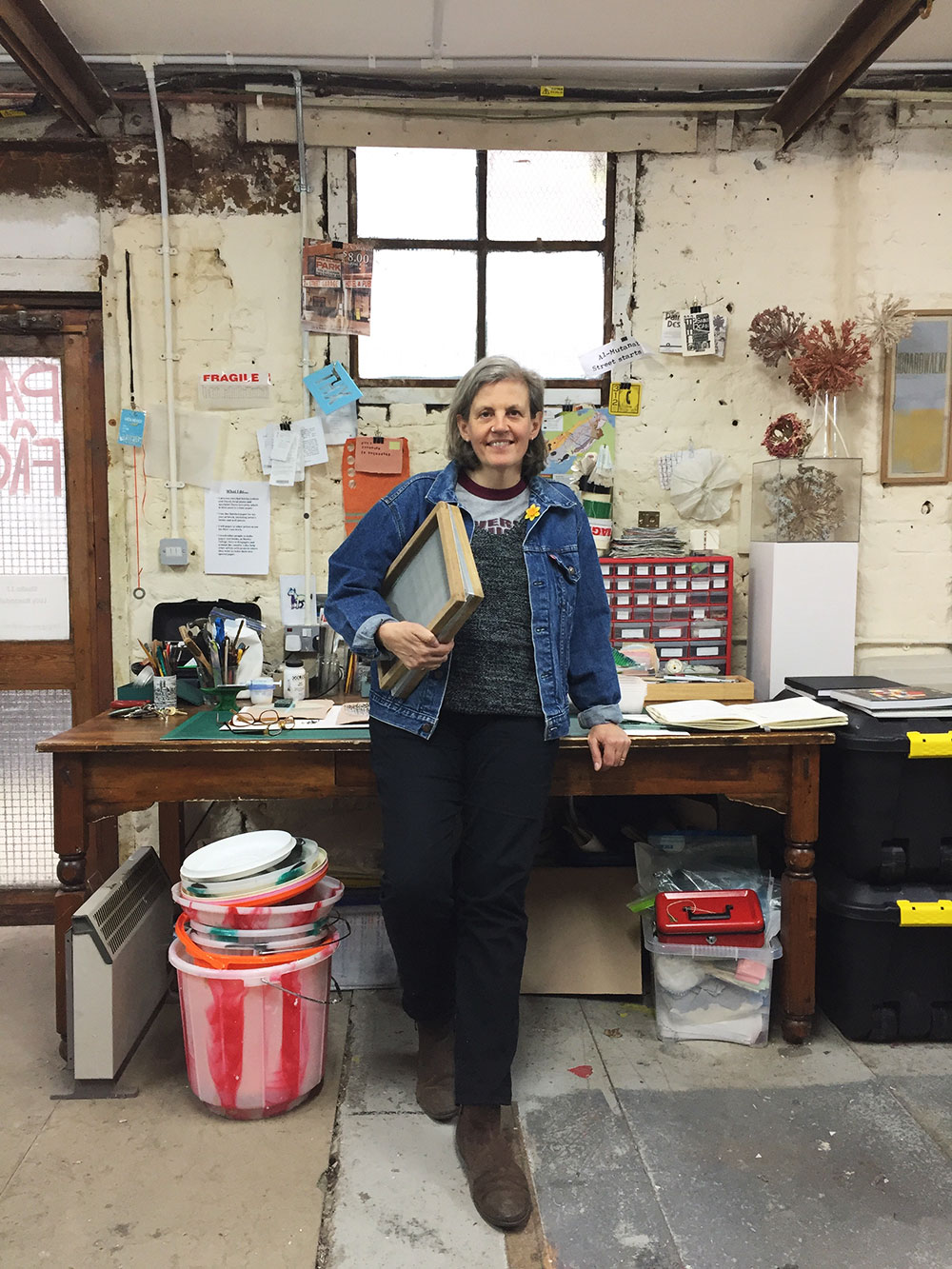 Lucy Baxendall Magdalen Road Studios Featured Artist