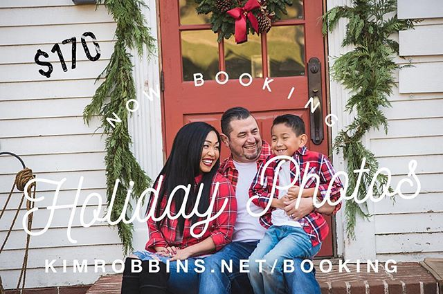November and December dates are open! Quick turn around. Check my website for availability. 🎄 #holidayphotos #christmasphotoshoot