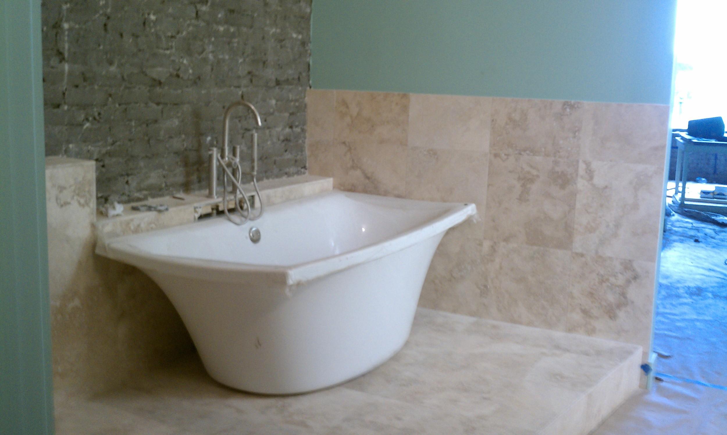 The SCUBA Tub