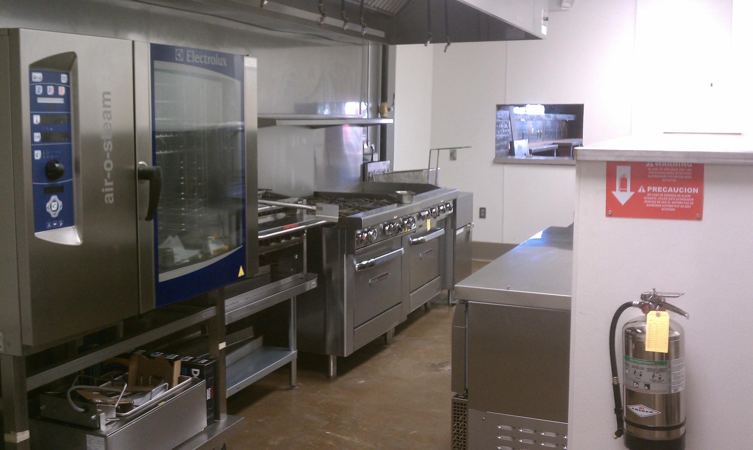 Oven, Range, and Fryer