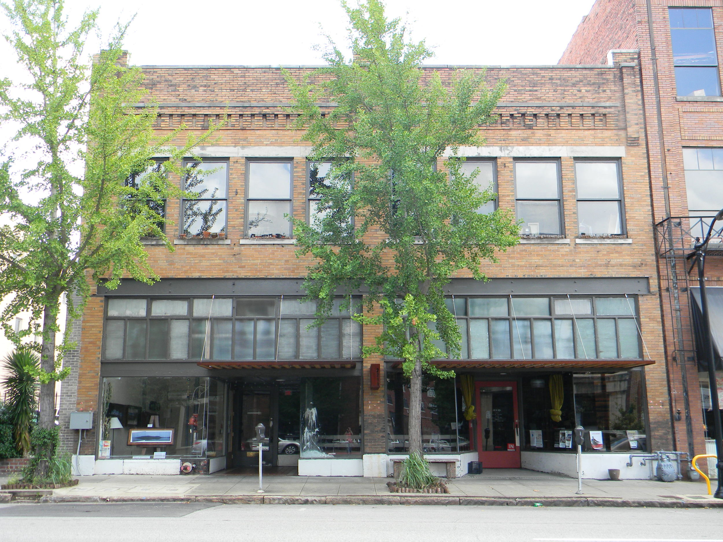 2nd Avenue Storage is located in the historic Counts Brothers Building in Birmingham's Loft District.