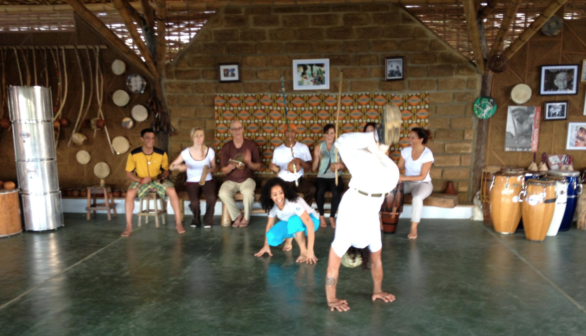 Brazil Retreat 2013 Capoeira 2.png