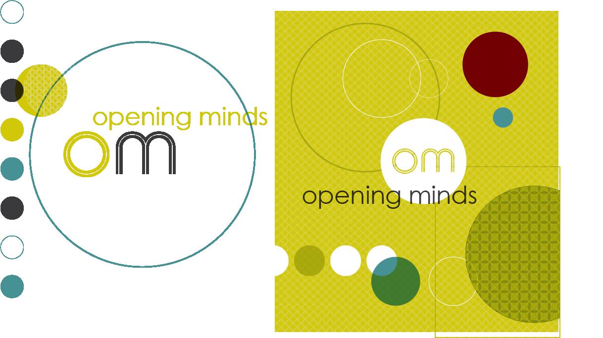 Logo for Opening Minds, Inc. TM