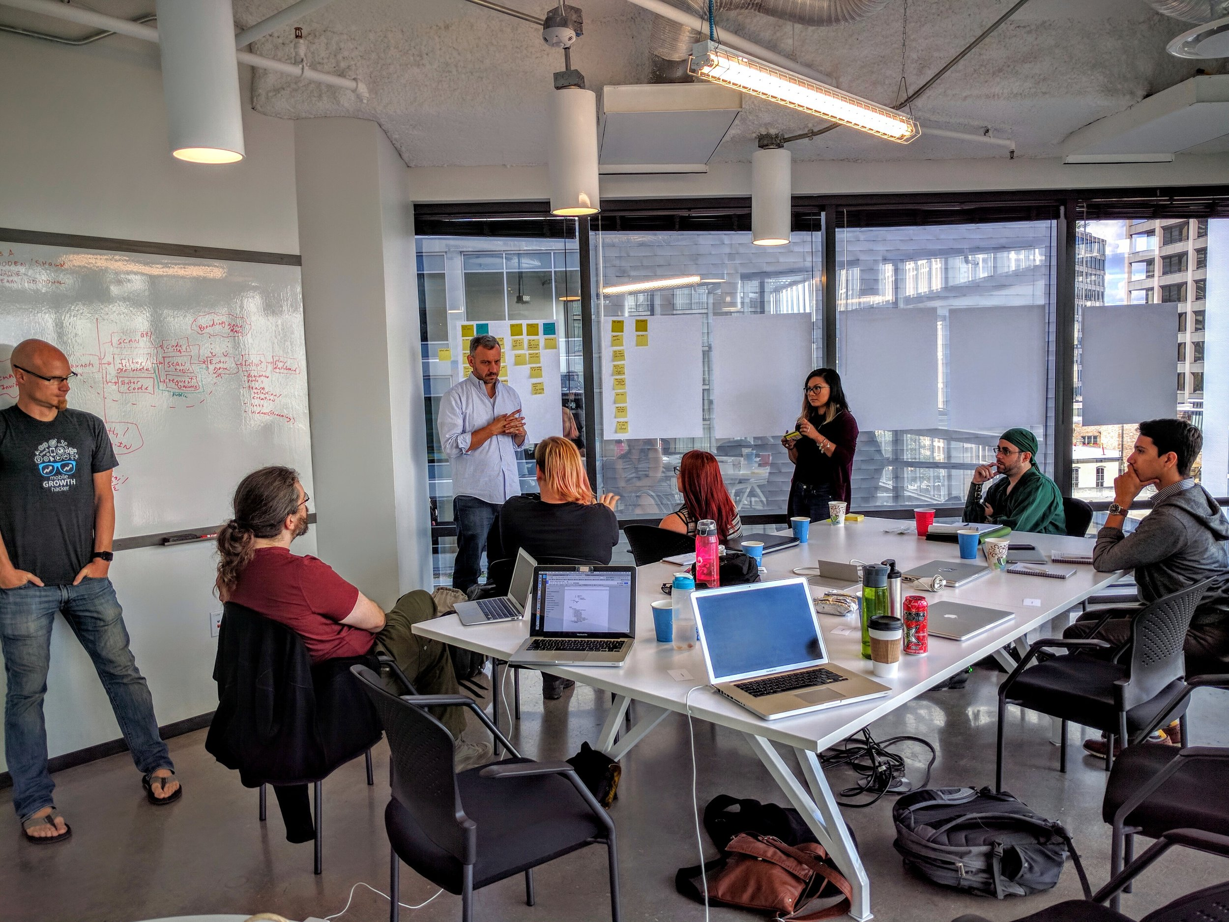 Client Product Strategy Session