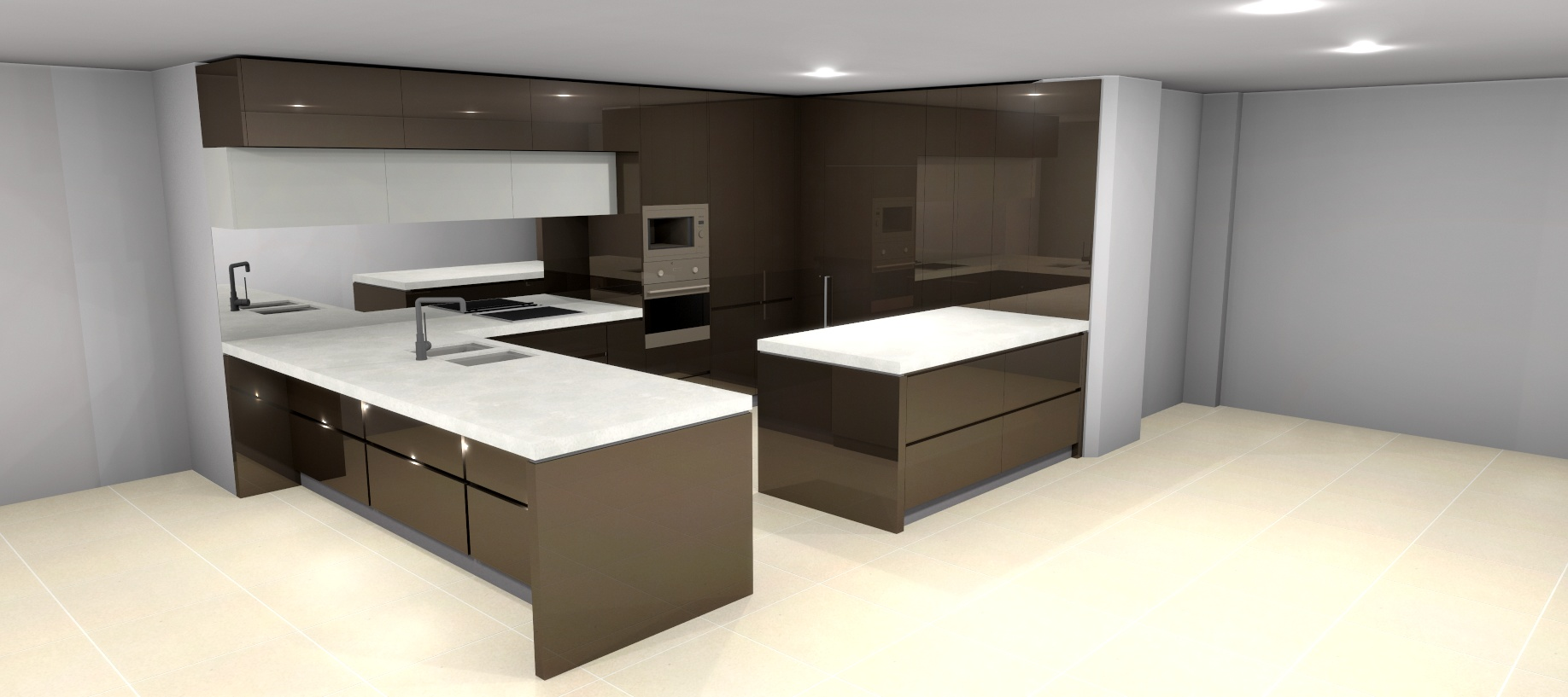 3D Design. Renovation