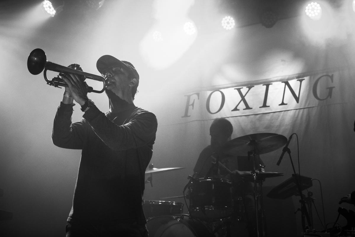Foxing (Shot for LA Music Blog)