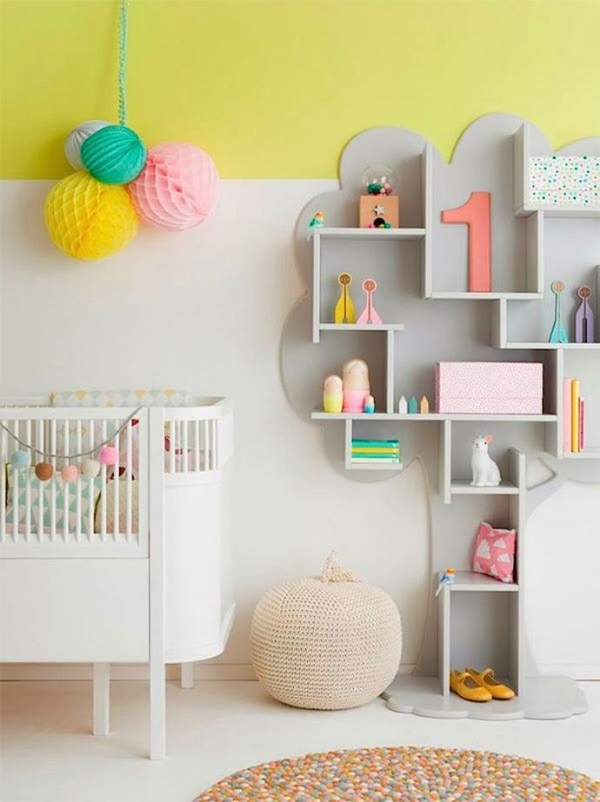 bobo kids tree bookshelf via handmade charlotte