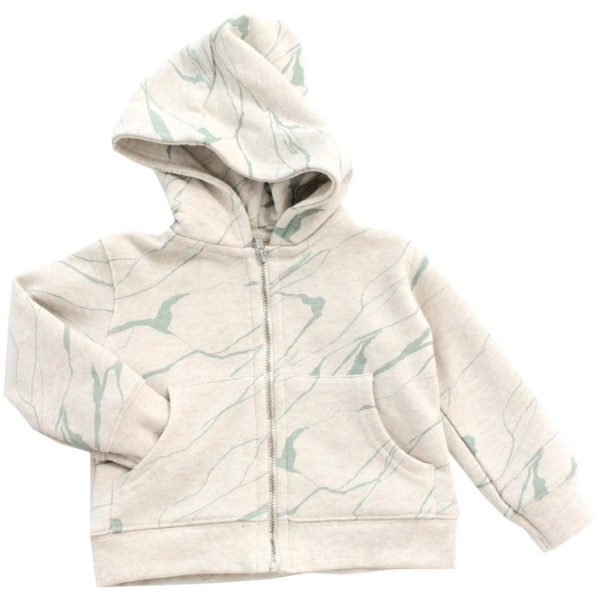 tiny cottons marble hoody