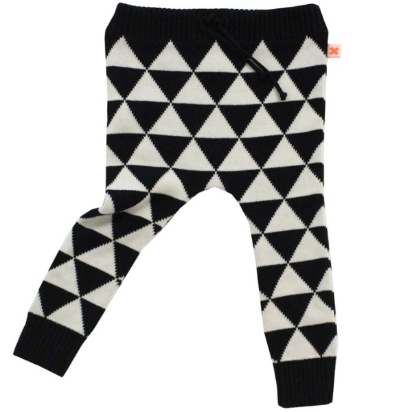 tiny cottons knit triangle pant