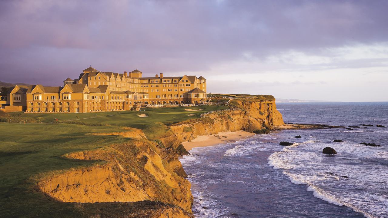 (The Ritz Carlton, Half Moon Bay)
