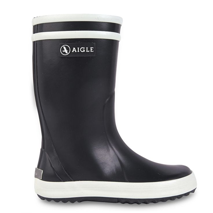 Aigle Navy Blue Rain Boots via  Fawn Shoppe
