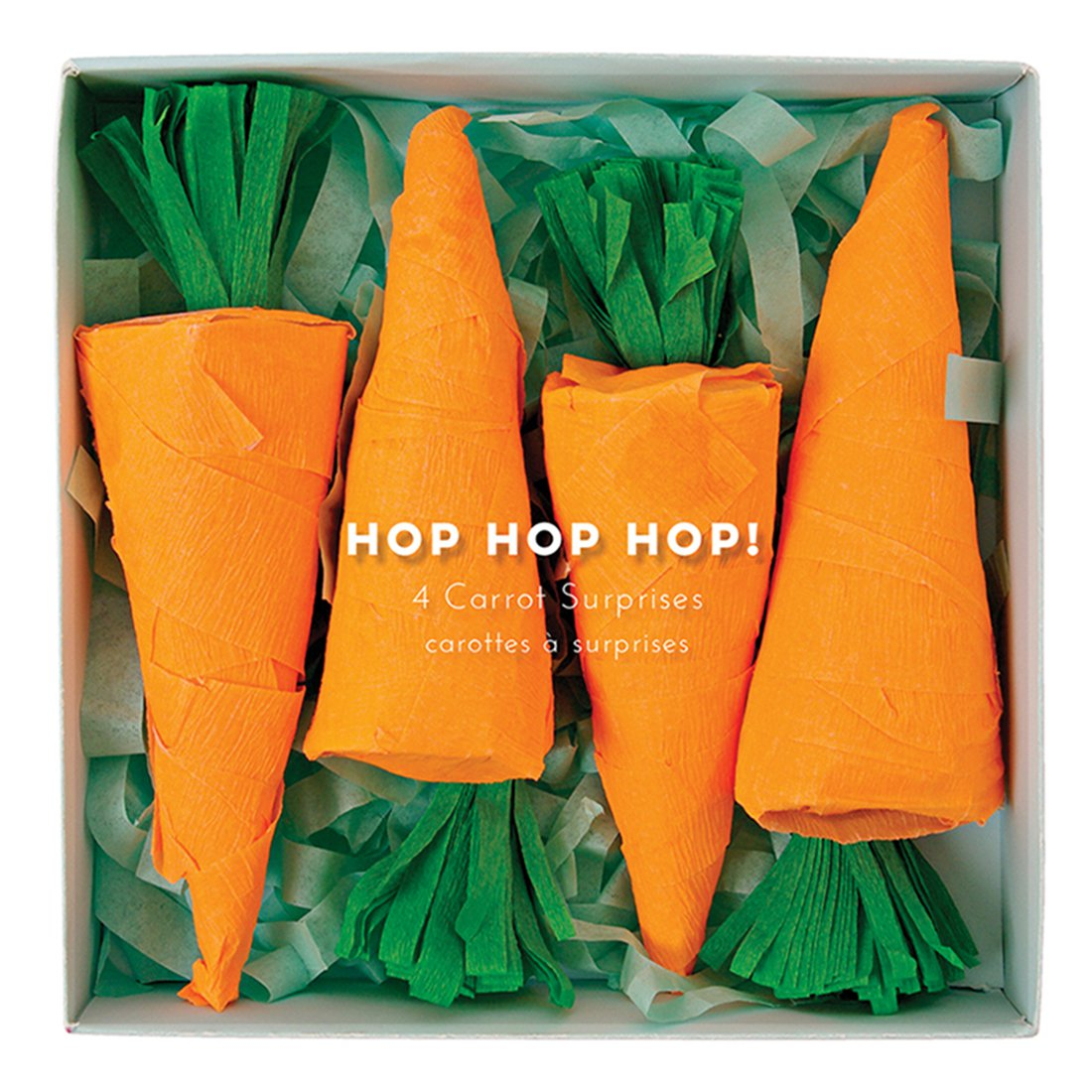 Meri Meri Carrot Surprises via Fawn Shoppe