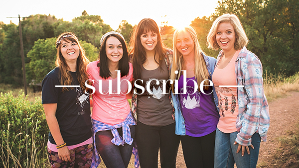 SUBSCRIBE to The Tentmakers - photo by Tallie Johnson