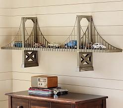 Bridge Shelf
