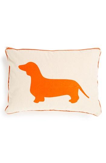 Romy + Jacob Dachshund Pillow