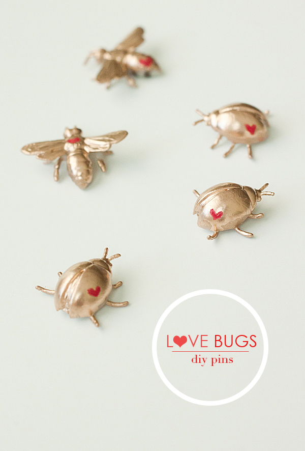 Love Bugs by  Adventures in Fashion  - not quite decor, but they are SO cute!