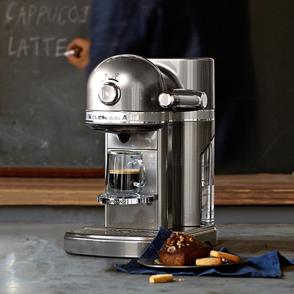KitchenAid Nespresso,  source