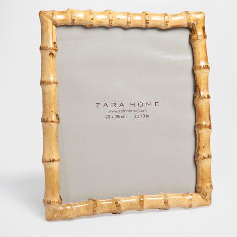 Zara Home  Bamboo Frame