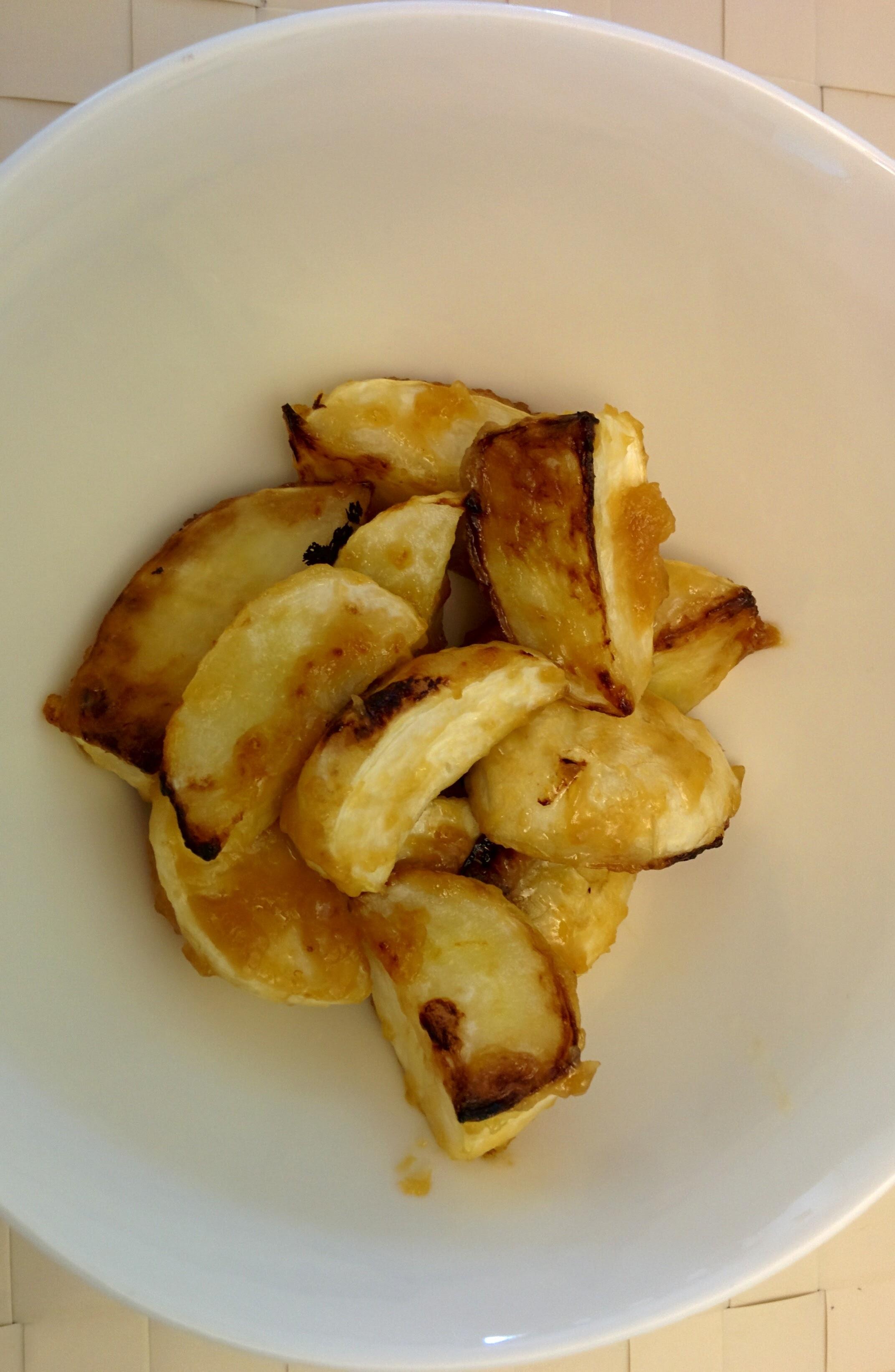 Miso Turnips