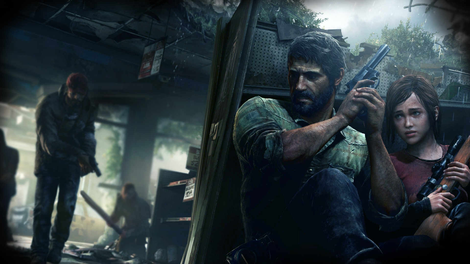 "The Last Of Us is a story of survival in a world where even your ""humanity"" is in short supply."
