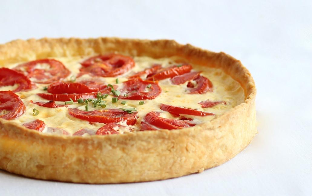 ∙ Tomato, mustard & cheese ∙