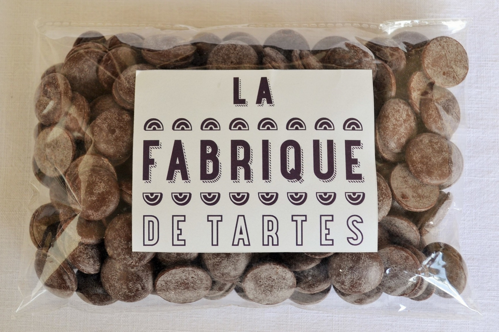 ∙ Chocolate Chips Dark (Belgium) 200g   ∙