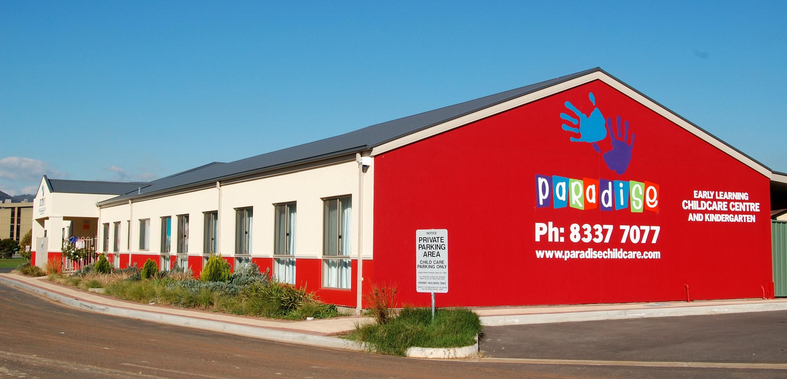Paradise Child Care Centre