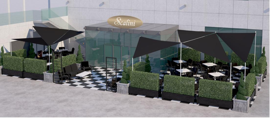 Cafe Scalini - Dubai