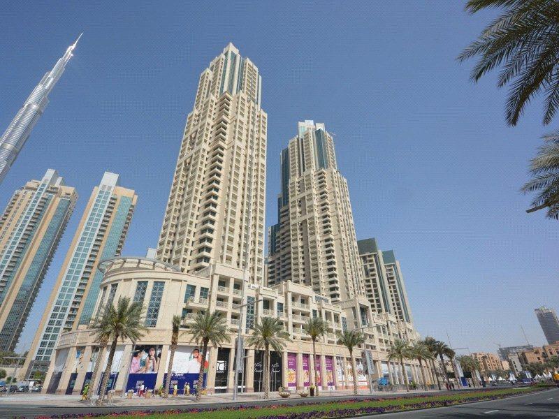 Claren Towers - Dubai