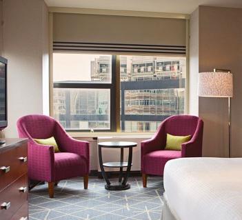 Marriott NY/Leo A Daly