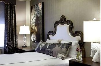 Sir Francis Drake Hotel/Dawson Design Associates