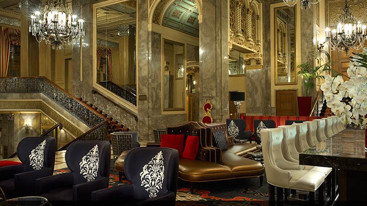 Sir Francis Drake/Dawson Design Associates