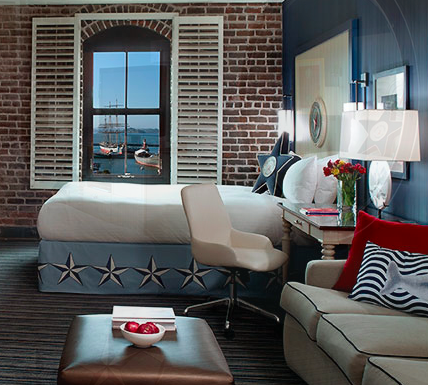 Argonaut Hotel/Dawson Design Associates